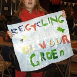 Recycling ga voor groen